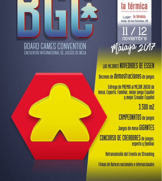 Last Level estará en el evento BGC de Málaga