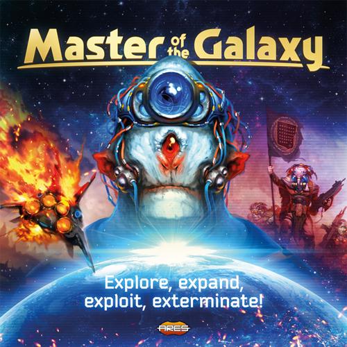 Master of the Galaxy · Reglamento modo solitario