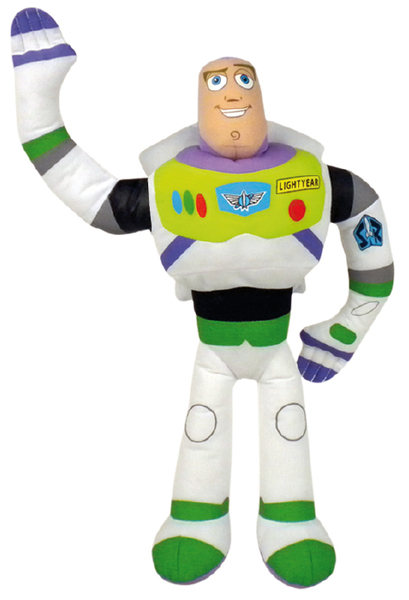 peluche toy story buzzlight year 35 cms distribuidores. Black Bedroom Furniture Sets. Home Design Ideas