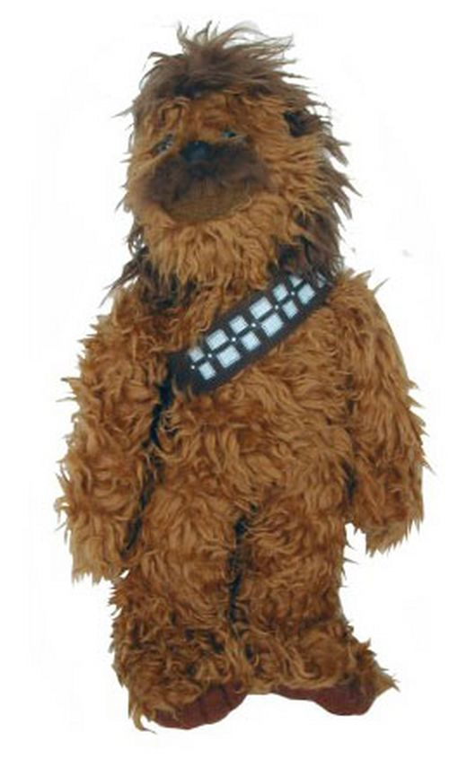 peluche star wars chewbacca 45 cms distribuidores. Black Bedroom Furniture Sets. Home Design Ideas