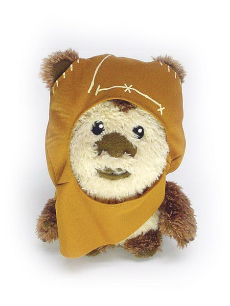 peluche star wars super deformed wicket distribuidores. Black Bedroom Furniture Sets. Home Design Ideas