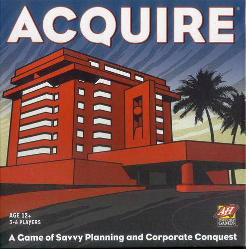 ACQUIRE (ING)