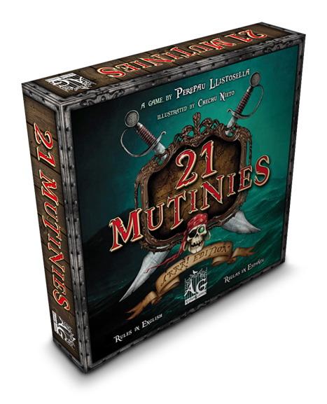 21 MUTINIES ** CASTELLANO**
