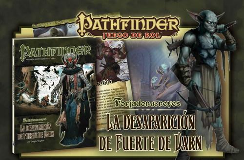 PATHFINDER LA DESAPARICION DE FUERTE DE VARN