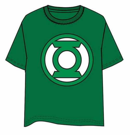 camiseta green lantern logo l. Black Bedroom Furniture Sets. Home Design Ideas
