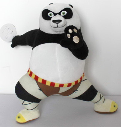 peluche kung fu panda 3 po 37 cm distribuidores mayoristas distribucion. Black Bedroom Furniture Sets. Home Design Ideas
