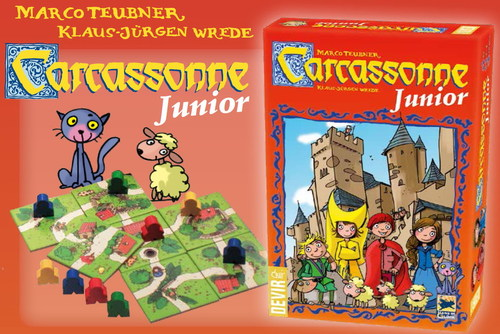 CARCASSONE JUNIOR 2016