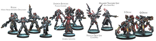 EJERCITO COMBINADO - ONYX CONTACT FORCE PACK