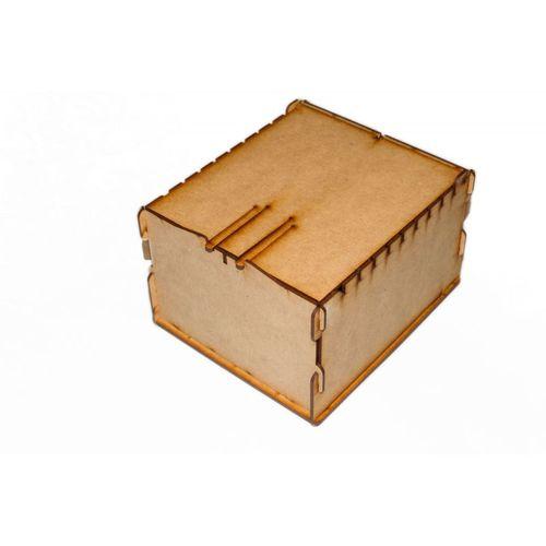 Caja de almacenaje de cartas madera distribuidores - Caja de almacenaje ...