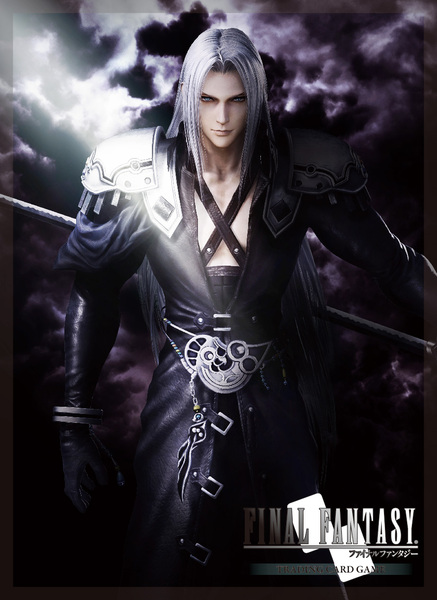 FUNDAS FINAL FANTASY TCG SEPHIROTH (60)