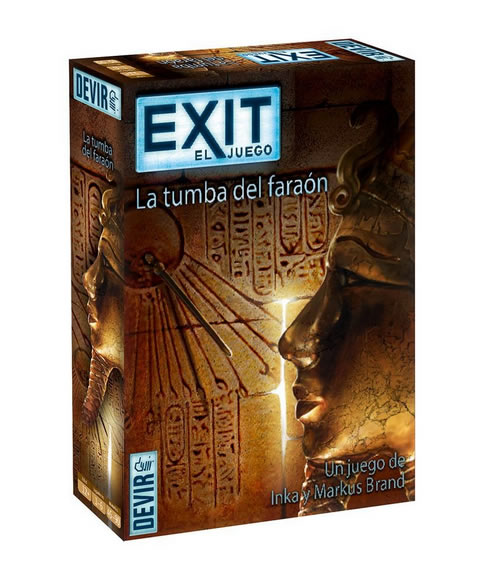 EXIT 2 EL JUEGO: LA TUMBA DEL FARAON