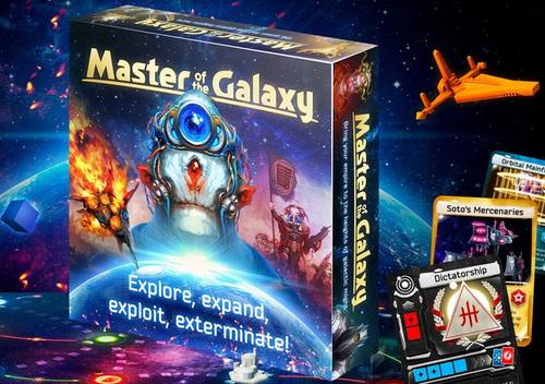 Master of galaxy