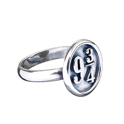 ANILLO*PLATA* HARRY POTTER 9 3/4 L