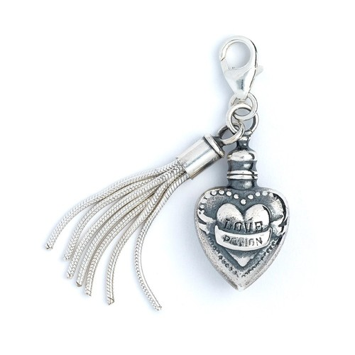 COLGANTE CHARM *PLATA* HARRY POTTER LOVE POTION