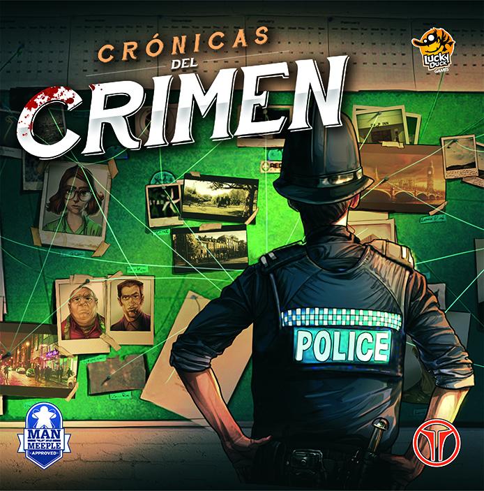 crónicas del crimen juego