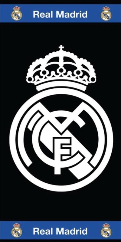 TOALLA REAL MADRID ALGODON 420G B 86x160 1a6b7c8b72de2