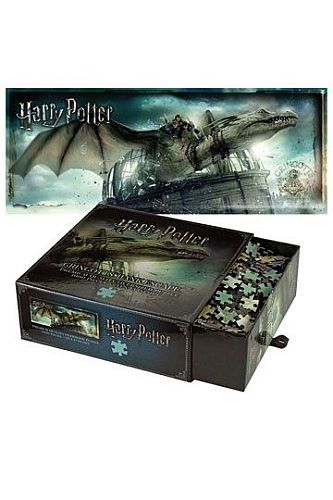 PUZLE HARRY POTTER BANK ESCAPE 1000 PIEZAS