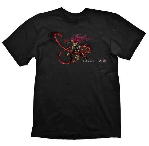 CAMISETA DARKSIDERS III FURY L