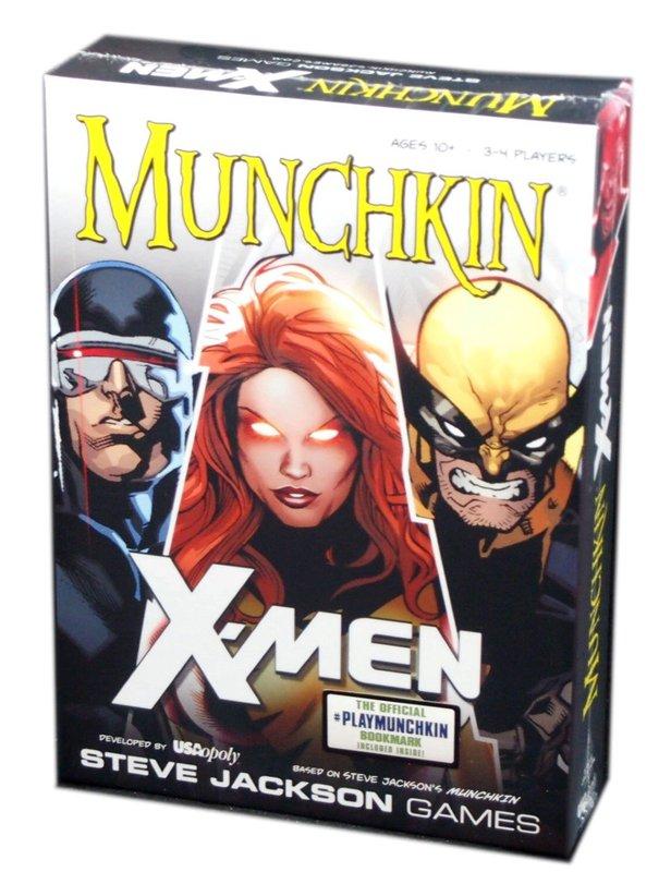 MUNCHKIN X-MEN (INGLES)