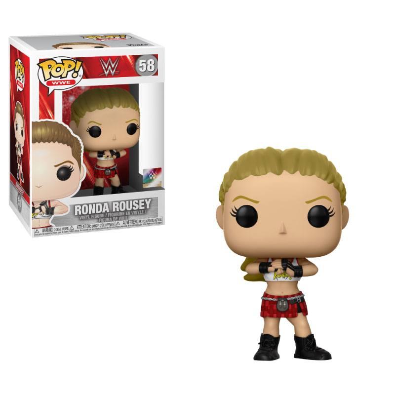 FIGURA POP WWE: RONDA ROUSEY