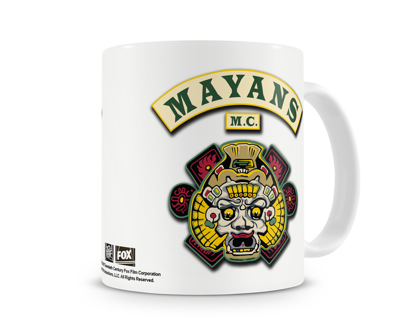 TAZA SONS OF ANARCHY MAYANS