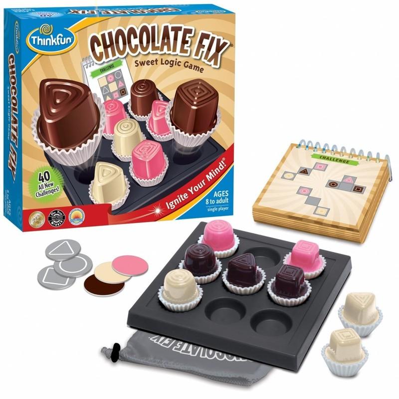 THINK FUN: CHOCOLATE FIX