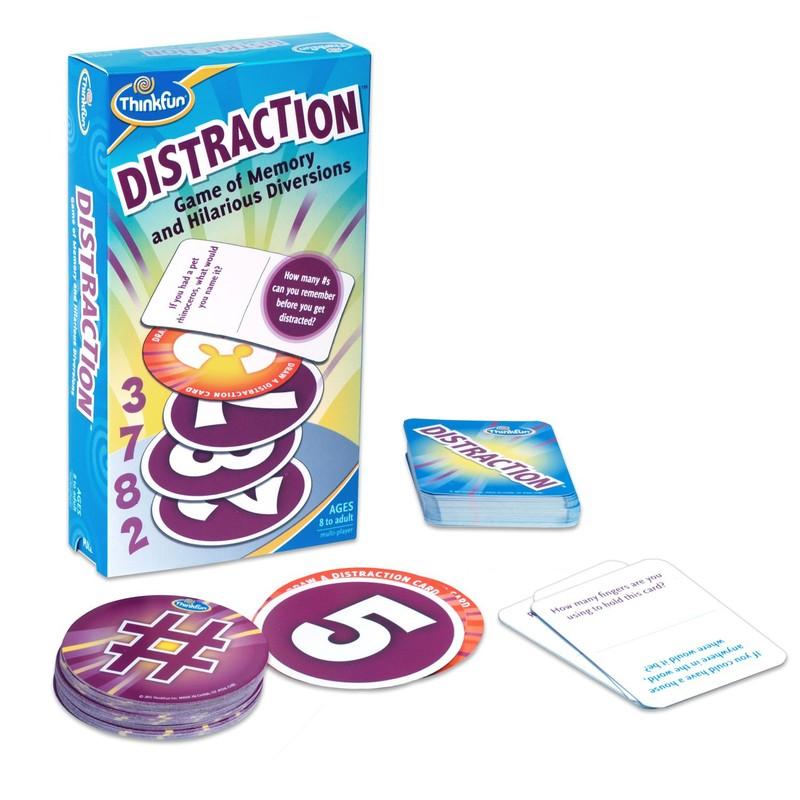 THINK FUN: DISTRACTION