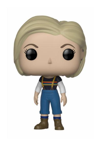 FIGURA POP DR WHO: 13TH DOCTOR WITH COAT
