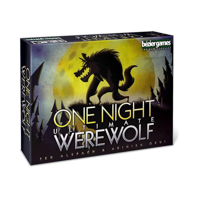 ONE NIGHT WEREWOLF (INGLES)