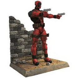 FIGURA DEADPOOL MARVEL SELECT 18cms