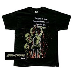 CAMISETA ARMY OF DARKNESS talla M