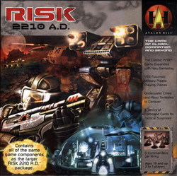 RISK 2210 AD * INGLES *