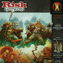 RISK GODSTORM * INGLES *