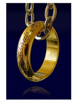 LOTR PENDANT: THE ONE RING