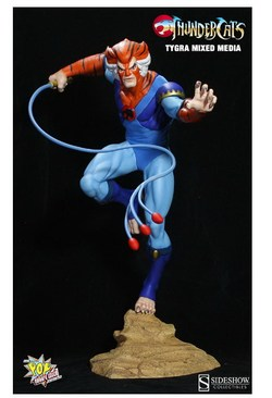 Thunder Cats Tygra on Estatua Thundercats  Tygra 81 Cm Distribuidores  Mayoristas