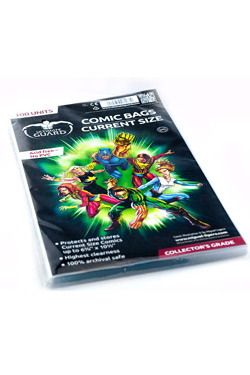 ULTIMATE GUARD COMICS BAG CURRENT SIZE (100 units)