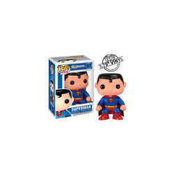 FIGURA POP DC: SUPERMAN