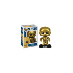 C3PO POP DC STAR WARS FIGURE
