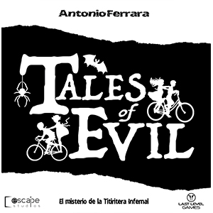 BOX ST TALES OF EVIL (6)(SPANISH)