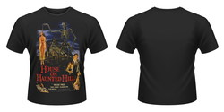 CAMISETA HOUSE ON HAUNTED HILL talla M