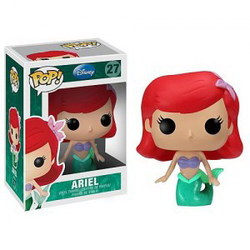 FIGURA POP MOVIES VINILO: DISNEY ARIEL
