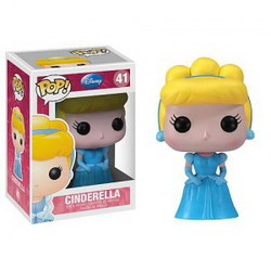 FIGURA POP MOVIES VINILO: DISNEY CENICIENTA