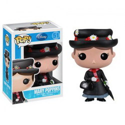 FIGURA POP MOVIES VINILO: DISNEY MARY POPPINS