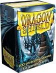 DRAGON SHIELD SLEEVES - BOX OF 100 - BLACK
