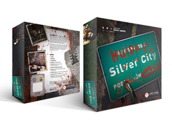 STANDARD BOX: HUIDA DE SILVER CITY (NEW EDITION)(6)