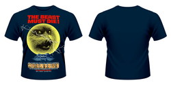 CAMISETA THE BEAST MUST DIE M