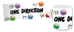 TAZA ONE DIRECTION 1D I LOVE