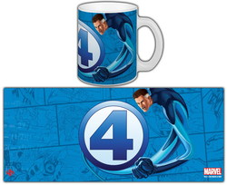 TAZA MARVEL 4F MR FANTASTICO