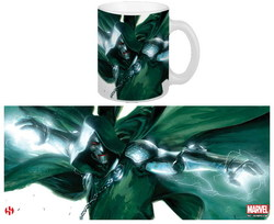 MARVEL VILLAINS MUG DR. DOOM