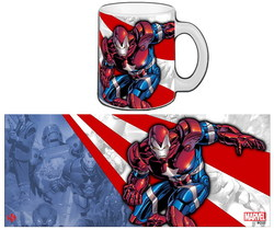 IRON MAN MUG IRON PATRIOT